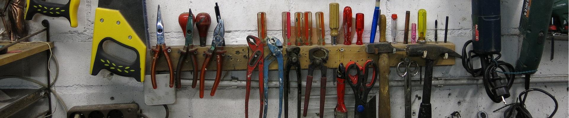 Werkzeugwaende